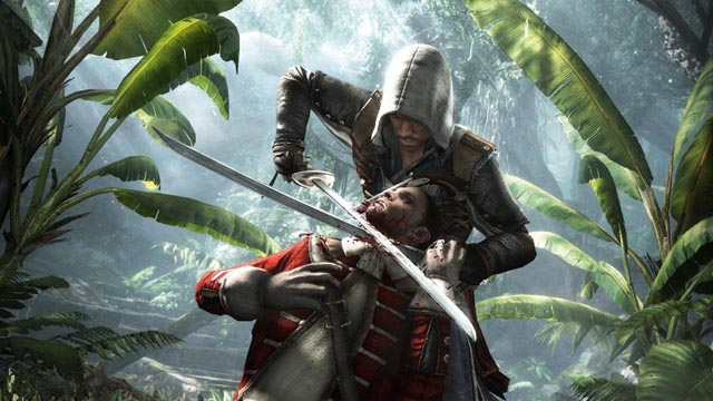 Σύγκριση «οθόνη με οθόνη» των γραφικών του Assassin's Creed IV σε PS3 και PS4