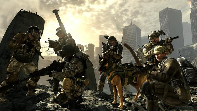 Τρέιλερ για το Squads στο Call of Duty: Ghosts