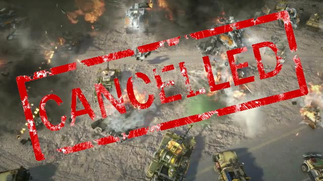 Ακυρώθηκε το Command & Conquer!