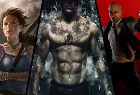 Ο τυχερός του διαγωνισμού Hitman: Absolution, Tomb Raider, κλπ.
