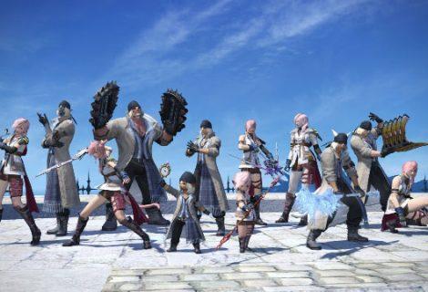 Lightning και Snow στο… Final Fantasy XIV: A Realm Reborn!