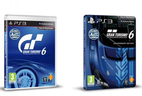 Στις 6 Δεκεμβρίου και στα ελληνικά το Gran Turismo 6