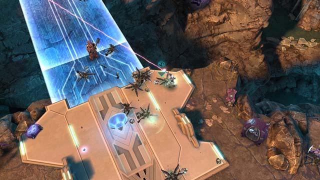 Το Halo: Spartan Assault έρχεται στο Xbox 360 τον Δεκέμβρη