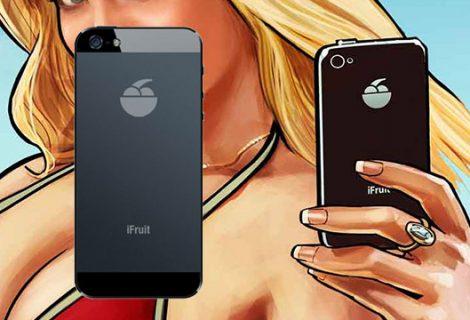 Μετάτρεψε το iPhone σου σε iFruit από το GTA V