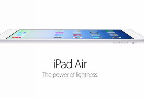 Το iPad Air είναι το νέο iPad και αυτές είναι οι τιμές του στη χώρα μας