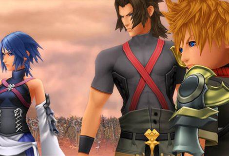 Η Square Enix ανακοίνωσε το Kingdom Hearts HD 2.5 ReMIX