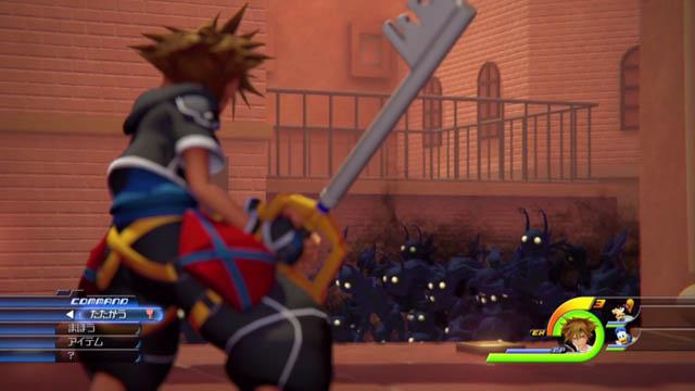 Μια γεύση από το gameplay του Kingdom Hearts III