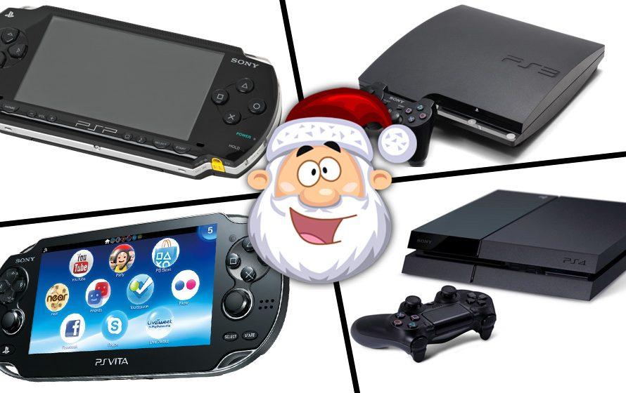 Τα Χριστούγεννα του PlayStation και το στοίχημα της Sony