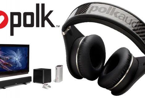 Θα «την ακούσεις» για τα καλά με τα προϊόντα της Polk Audio