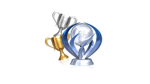Δες το animation των trophies του PS4!