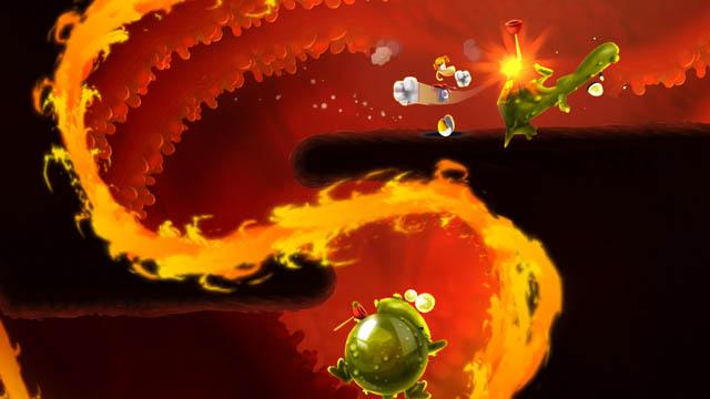 Το Rayman Fiesta Run έρχεται σε Android και iOS στις 7 Νοεμβρίου