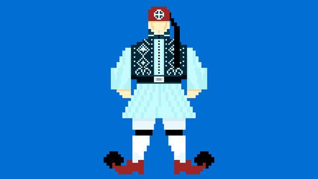 «Βάζει ο Ντούτσε την power-up στολή του» από τους VGO
