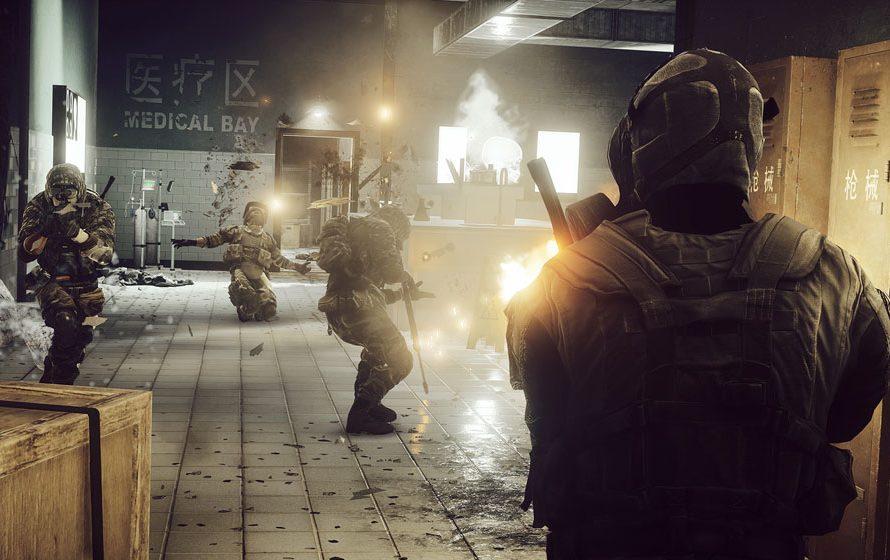 Battlefield 4 [next-gen update]