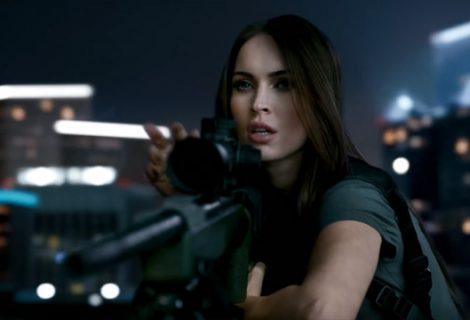 Η Μέγκαν Φοξ στο νέο τρέιλερ του Call of Duty: Ghosts!