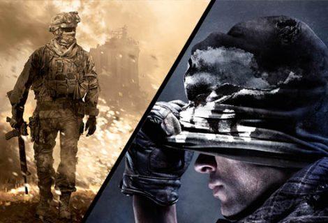 Το Call of Duty: Ghosts αντιγράφει σκηνή του Modern Warfare 2