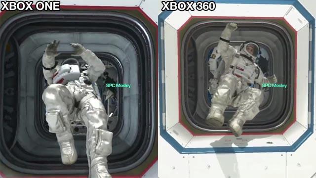 Σύγκριση γραφικών του Call of Duty: Ghosts σε Xbox 360 και Xbox One