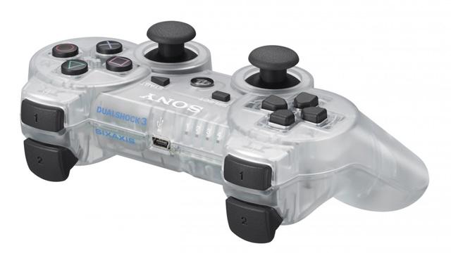 Διάφανο χειριστήριο DualShock 3 από τον Δεκέμβριο στην Ιαπωνία