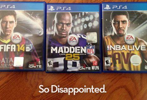 Φέτος όλοι οι πρωταγωνιστές των τίτλων της EA Sports είναι… κατσούφηδες!