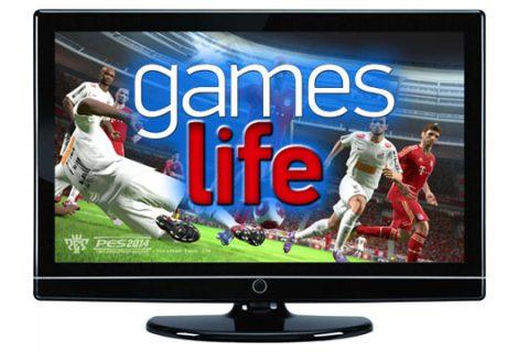 Το gameslife στο ελληνικό τηλεοπτικό σποτ του PES 2014!