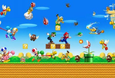 10 πράγματα που δεν ήξερες  για το Super Mario Bros.