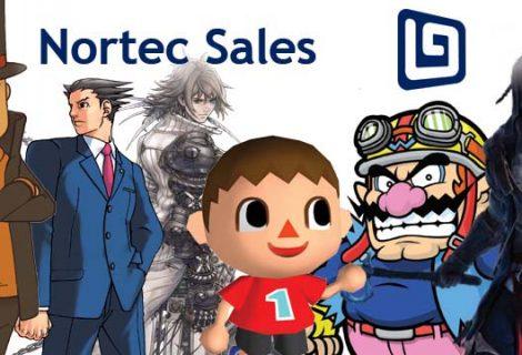 Προσφορές στα παιχνίδια της Nintendo από τη Nortec