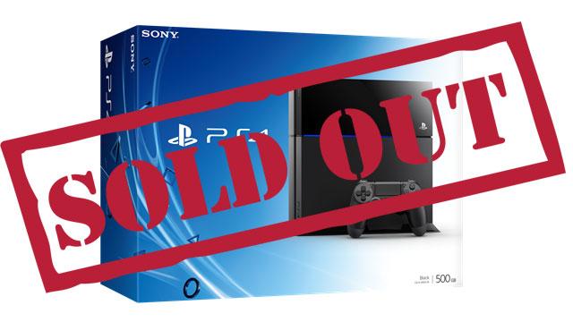 Έρχεται και εξαντλείται το PS4 στην Ελλάδα!