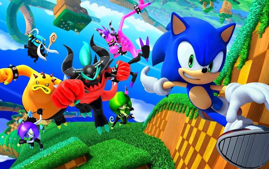 Sonic Lost World (3DS)