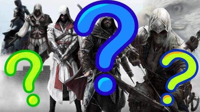 Ερωτηματολόγιο της Ubisoft για (το) επόμενο Assassin's Creed