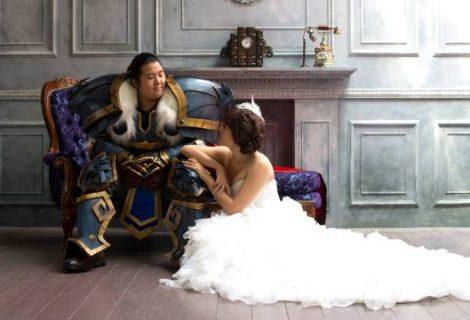 Γάμος αλά… World of Warcraft!