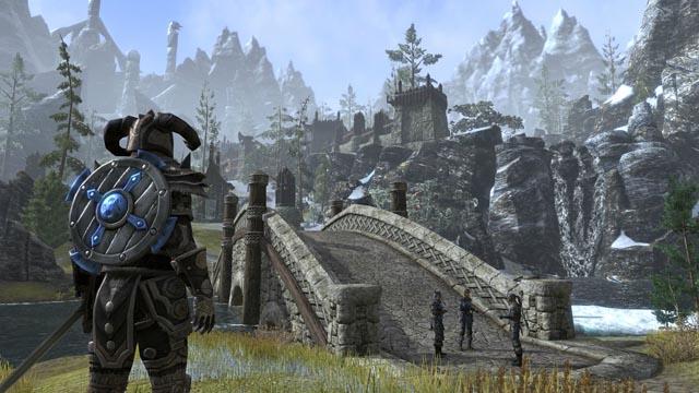 The Elder Scrolls Online: Ημερομηνία κυκλοφορίας και gameplay από το PvP