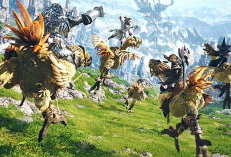 Πότε ξεκινάει η beta του Final Fantasy XIV στο PS4;
