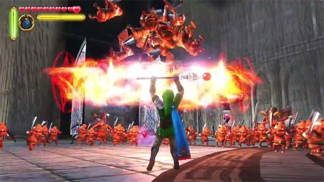 Hyrule Warriors: Το Zelda συναντάει το Dynasty Warriors