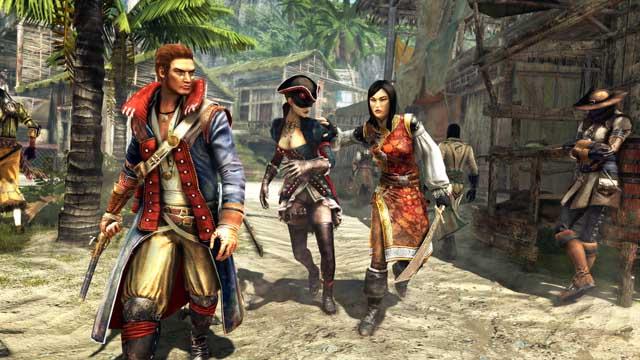 Το πρώτο multiplayer DLC του Assassin's Creed IV κυκλοφορεί σήμερα