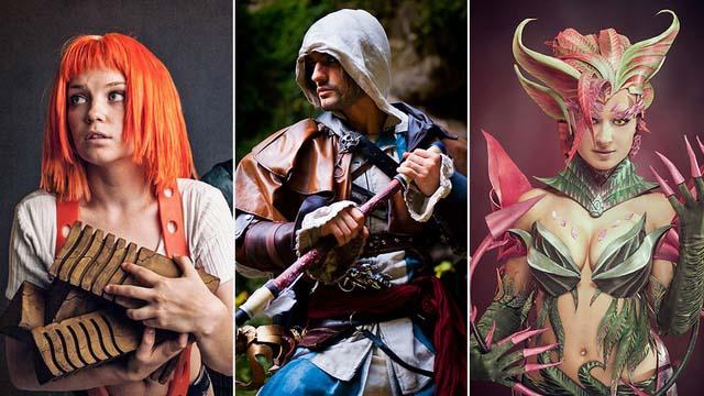 Cosplay Wishes 2013: Το μεγαλύτερο ελληνικό cosplay βίντεο