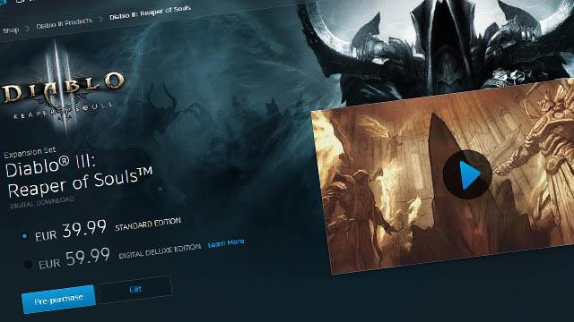 Το Diablo III: Reaper of Souls έρχεται στις 25 Μαρτίου
