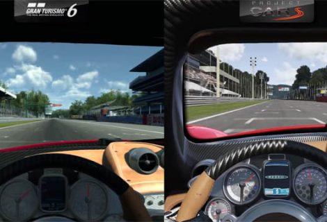 Σύγκριση: Gran Turismo 6 (PS3) εναντίων Project CARS (PC)