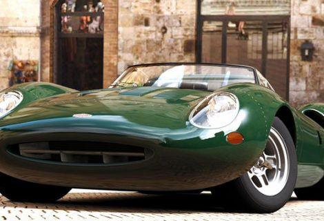 Jaguar XJ13: Το αυτοκίνητο που κοστίζει 150€ στο Gran Turismo 6!