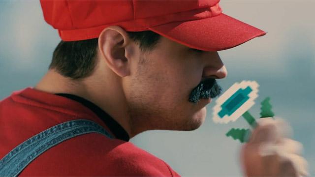 Ο Mario σπάει στο ξύλο τη Lara Croft, τον Master Chief και τον ασασίνο