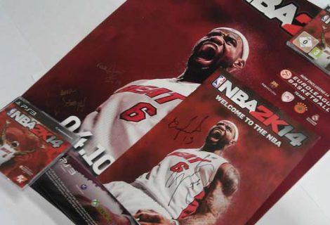 Οι τυχεροί του διαγωνισμού NBA 2K14
