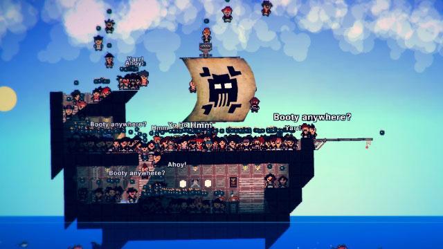 Pixel Piracy: O τίτλος που οι δημιουργοί του σε προτρέπουν να κατεβάσεις!