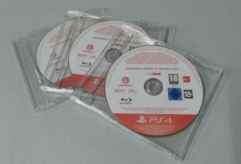 Οι τυχεροί του διαγωνισμού Assassin's Creed IV: Black Flag