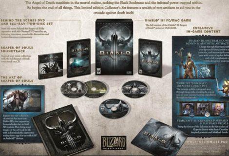 Αποκαλύφθηκε η συλλεκτική έκδοση του Diablo III: Reaper of Souls