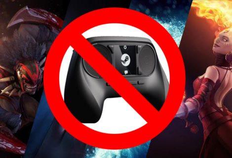 Ακατάλληλο για Dota 2 βγάζει το Steam Controller άνθρωπος της Valve!