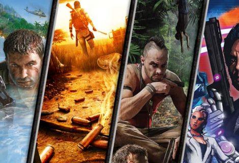 Όλα τα Far Cry μαζί σε ένα πακέτο γιορτάζουν τα 10 χρόνια της σειράς