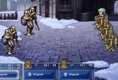 Το Final Fantasy VI κυκλοφόρησε για Android συσκευές