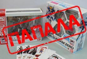 Κέρδισε 2 φιγούρες της anime σειράς Gundam