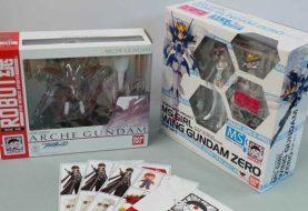 Οι τυχεροί του διαγωνισμού Gundam