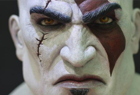 Η τελειότερη (και ακριβότερη) φιγούρα Kratos που είδες ποτέ!