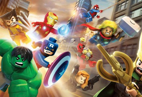 LEGO Marvel Super Heroes [next-gen update]