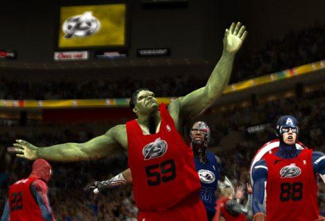 Ένα mod του NBA 2K14 μετατρέπει τους παίκτες σε ηπερήρωες!